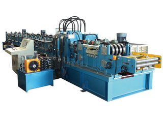 Автомат CZ өөрчлөгдөх Purlin Roll Forming Machine