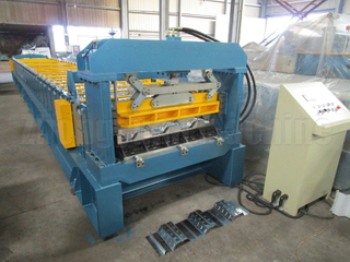 Метал тавцан Roll Forming Machine